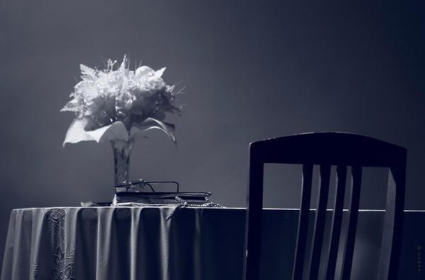 Różne stołowe sytuacje