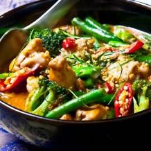 Szczypta egzotyki, czyli przepis na Tajskie Curry