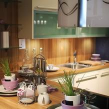 Ciekawe materiały wykończeniowe do kuchni