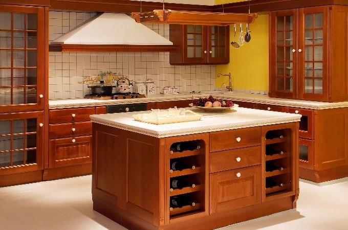 Jak urządzić nowoczesny salon z kuchnią