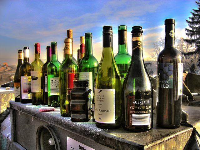 Przechowywanie wina w domu