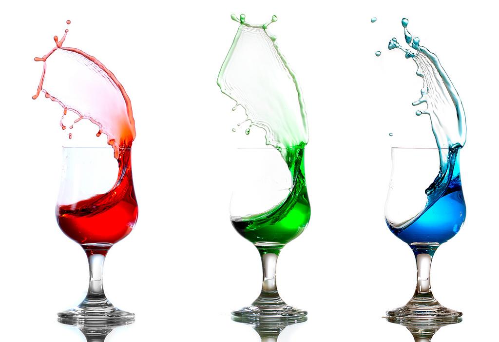 Wino w odpowiedniej oprawie
