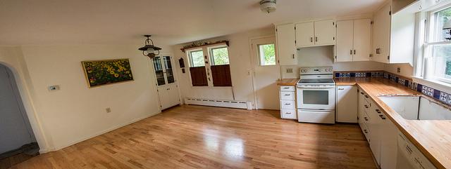 Sucha i bezpieczna podłoga w kuchni