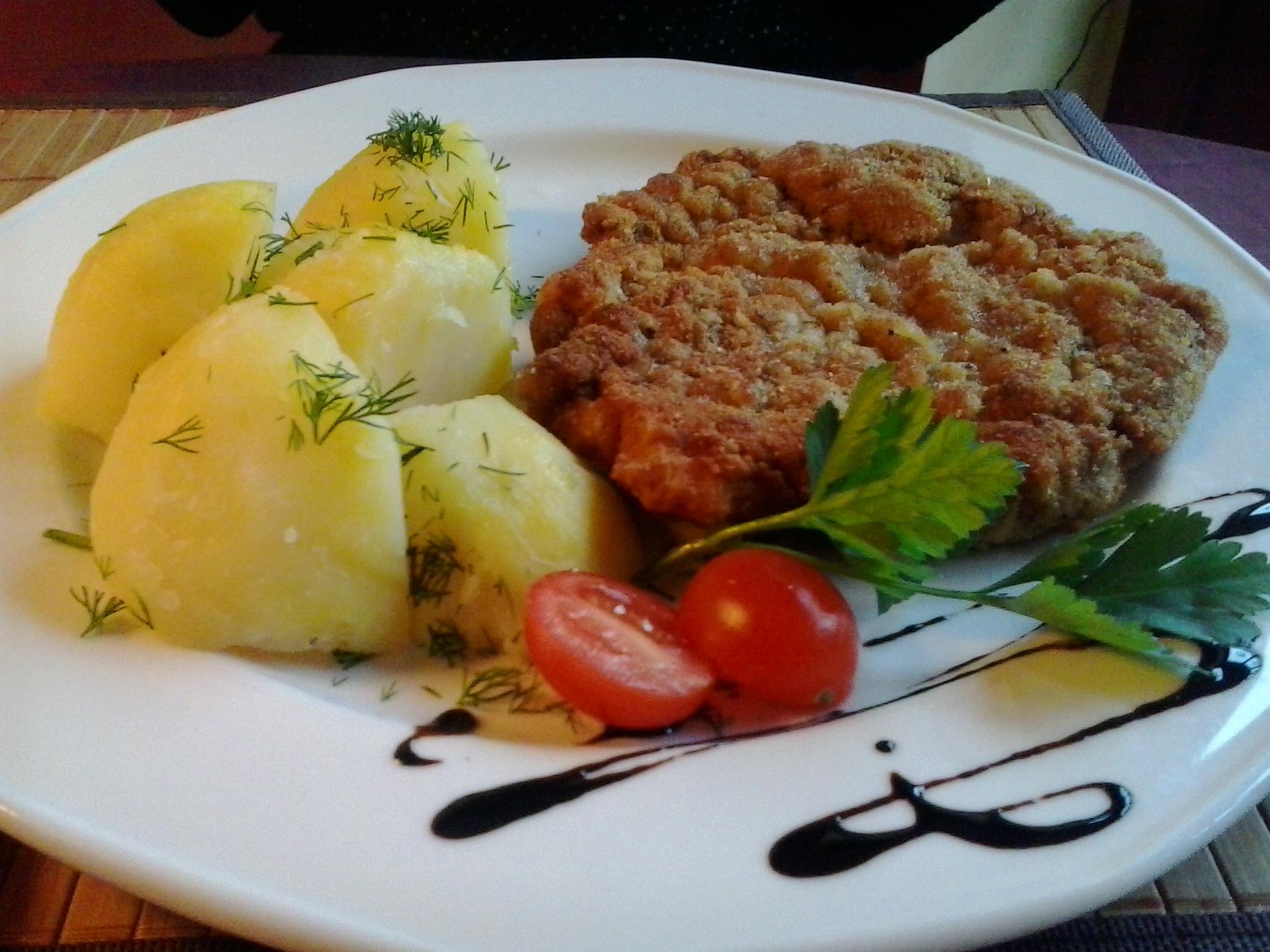 Lekka kuchnia do kotleta czyli – na co zamienić tłustego ziemniaka na talerzu.
